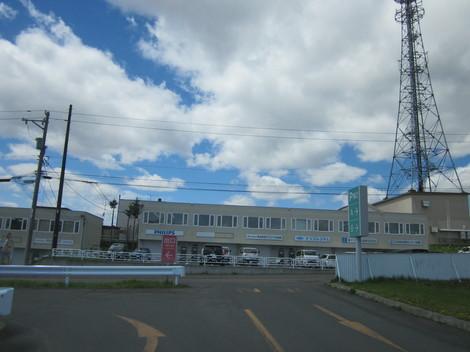 ケーズデンキ駐車場から3号線北 006.JPG